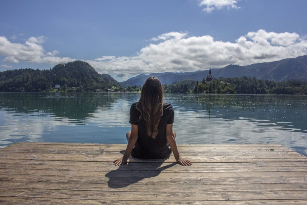 Lake Bled Slovenia Romantic Lake Solo Female Travel