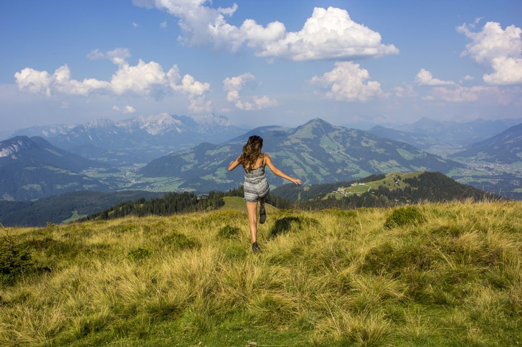 wildschonau valley Austria Busabout solo female travel