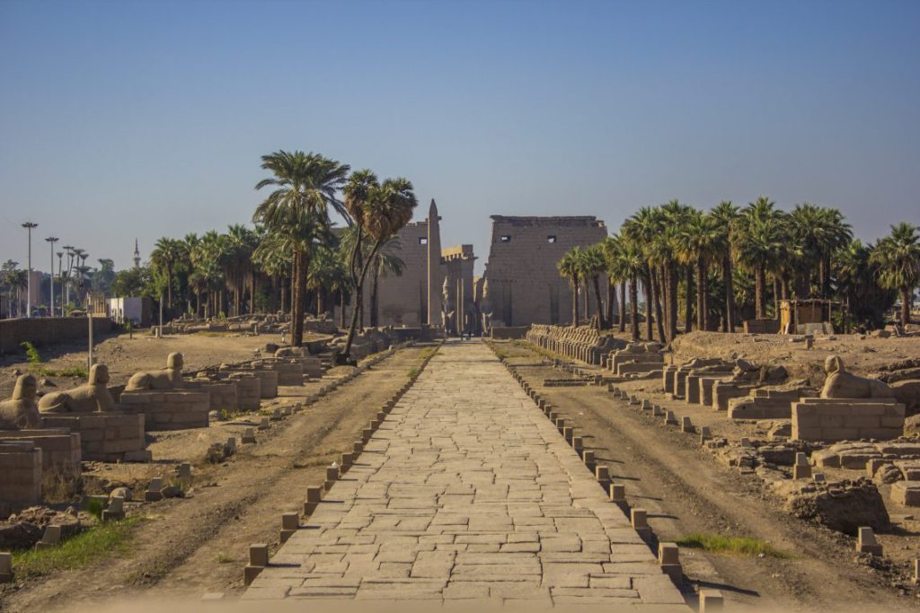 Luxor Temple Travel Talk Tours Egypt Solo Female Travel