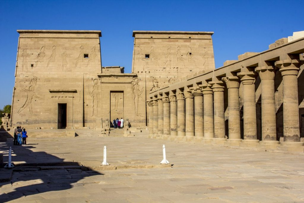 Philea Temple Aswan Travel Talk Tours Egypt Solo Female Travel Jewels of the Nile Tour