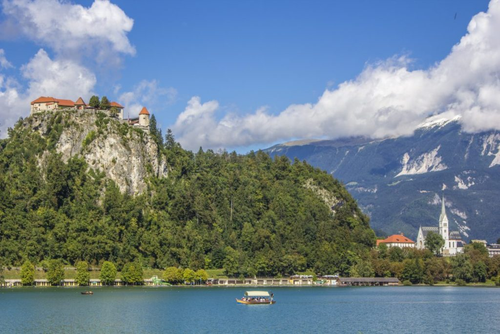 Pilgrimage Church of the Assumption of Maria, Lake Bled, Bled Castle, Slovenia, Solo Female travel, Busabout, Suitcase And I 4