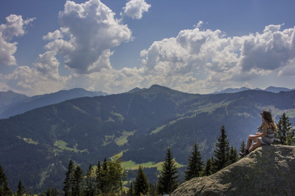 Suitcase And I Austria Alps wildschonau valley Busabout solo female travel 2