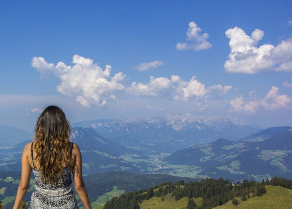 Suitcase And I Austria Alps wildschonau valley Busabout solo female travel 3