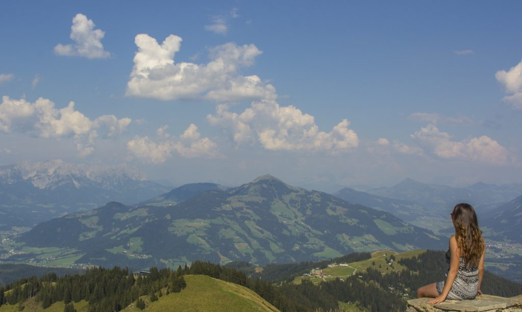Suitcase And I Austria Alps wildschonau valley Busabout solo female travel 4