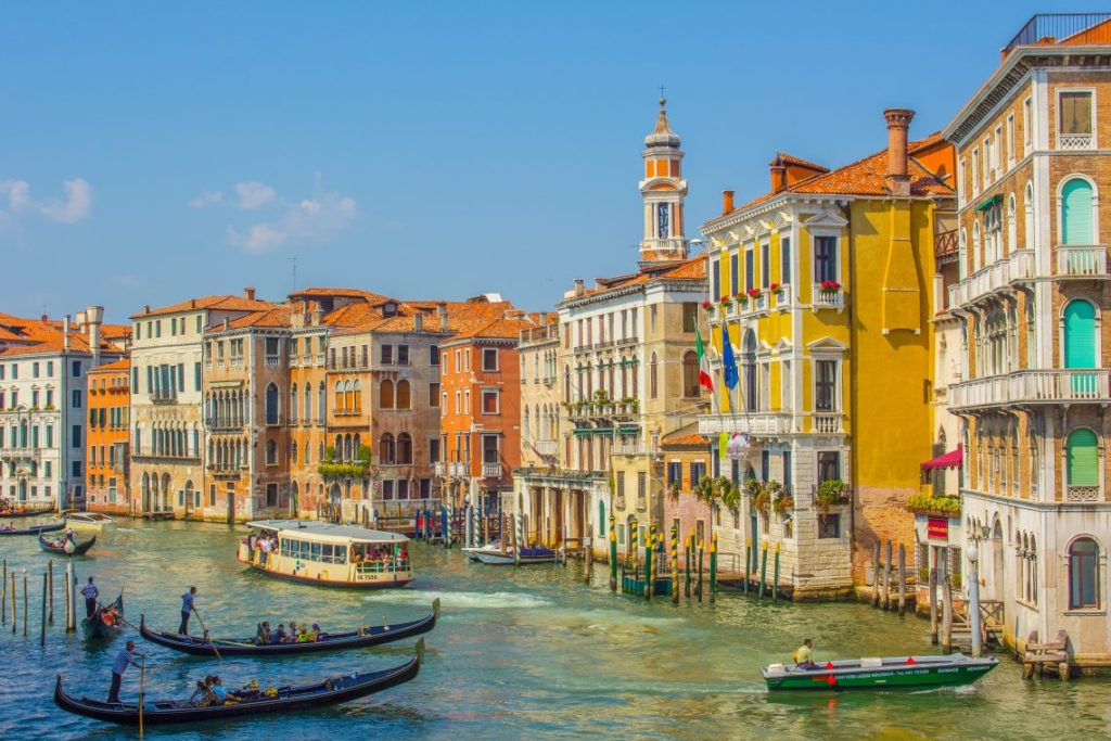 Venice Italy Busabout Solo Female Travel Top Attractions Itinerary