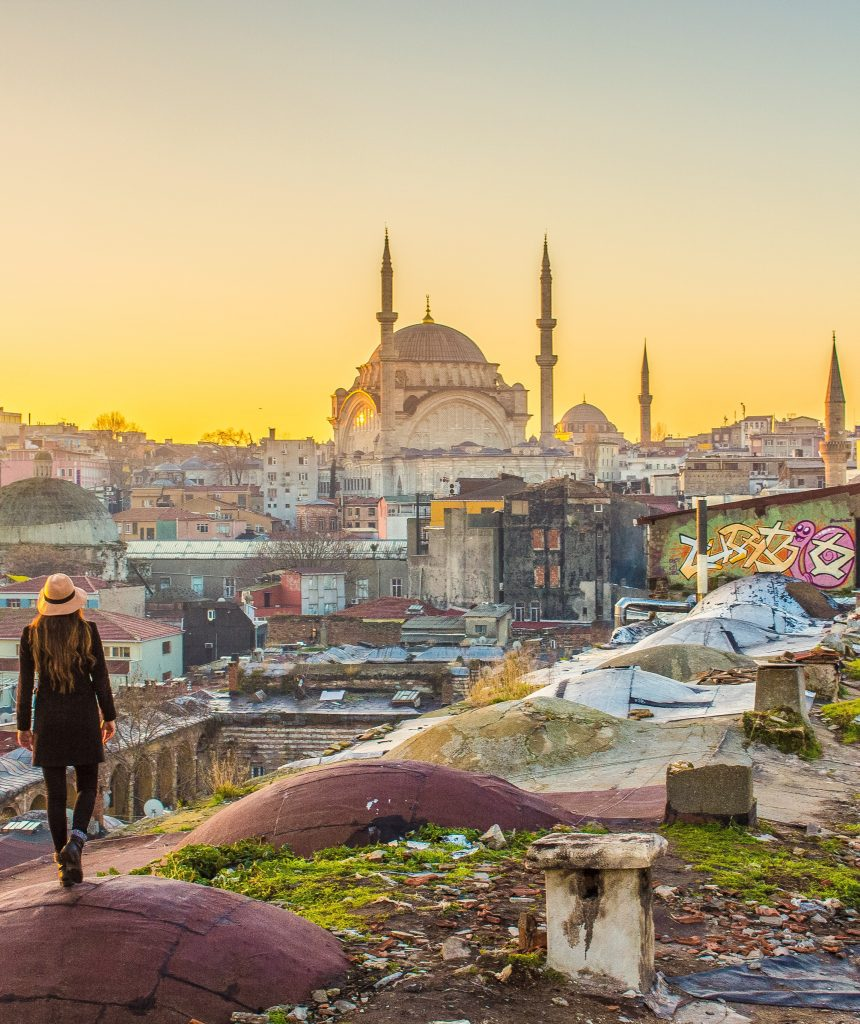 Stay Safe When Traveling Turkey: Istanbul's Secret Rooftop: The Best View In Turkey