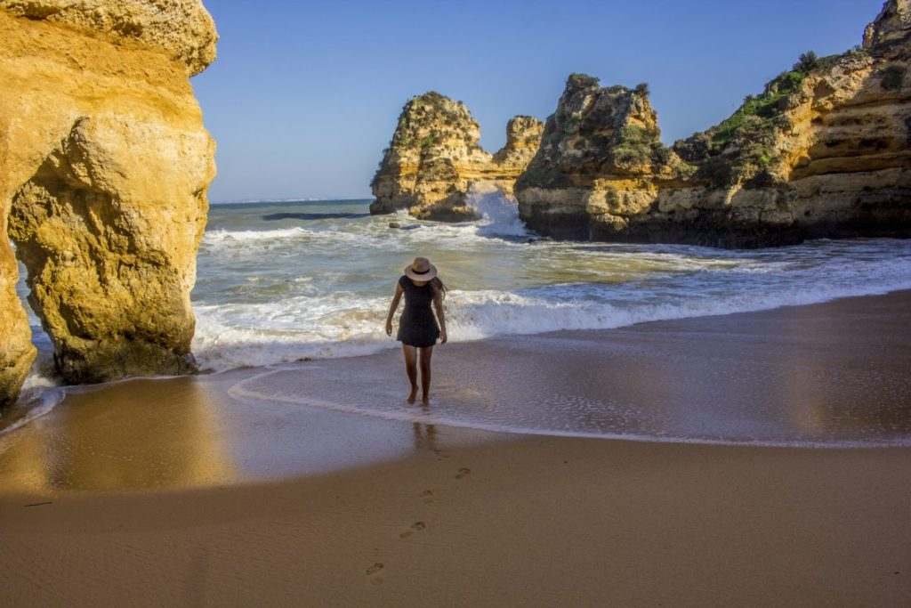 Lagos Portugal Algarve Coast Solo Female Travel Guide Itinerary