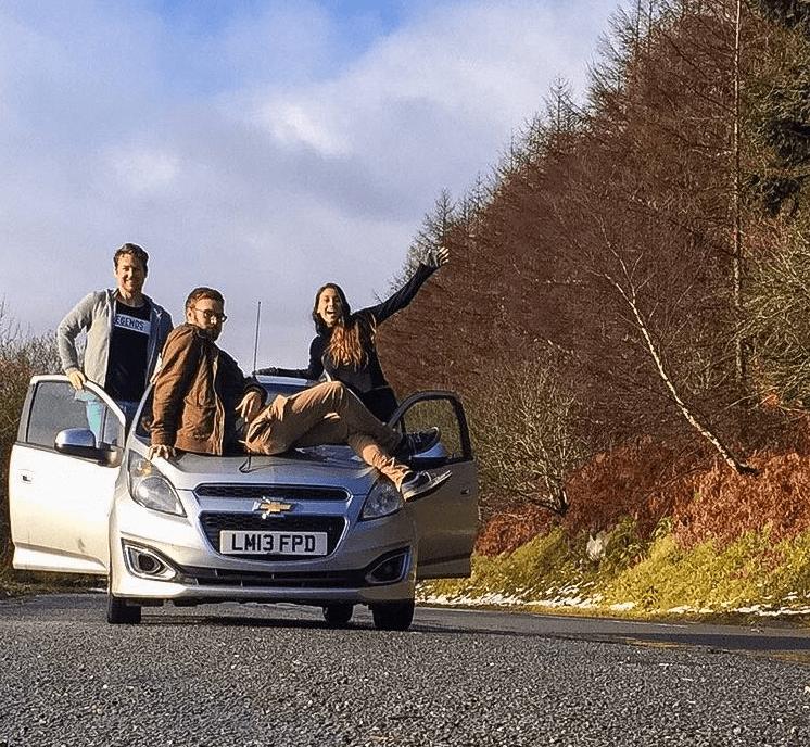 Weekend Road Trip To Snowdonia, Wales